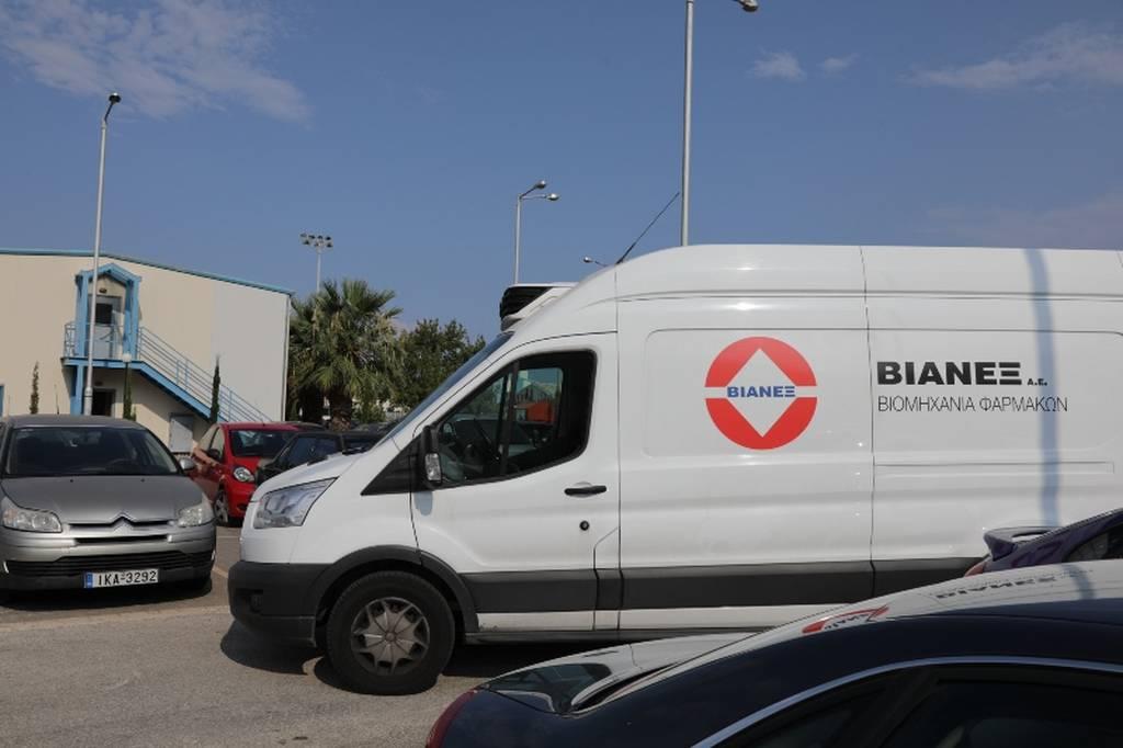 Φωτιές: Οι εταιρείες του Ομίλου Γιαννακόπουλου στον τόπο της τραγωδίας (pics)