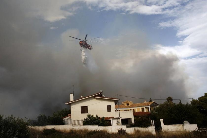Ελληνική τραγωδία: Οι πυρκαγιές στην Αττική ήταν οι πιο φονικές της δεκαετίας στον πλανήτη (Vids)