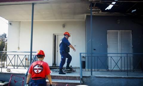 Φωτιά Αττική: Τραπεζικός λογαριασμός αλληλεγγύης της ΚΕΔΕ για όσους καταστράφηκαν τα σπίτια τους