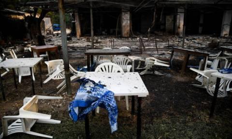 Φωτιά Αττική: Σταματά η συγκέντρωση ειδών πρώτης ανάγκης στον Πειραιά λόγω υπερπροσφοράς