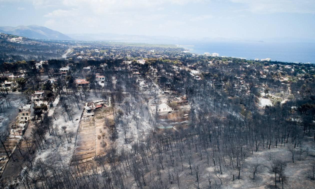 Φωτιά: Έκτακτες ενισχύσεις 2 εκατ. ευρώ στους δήμους που επλήγησαν από τις καταστροφικές πυρκαγιές