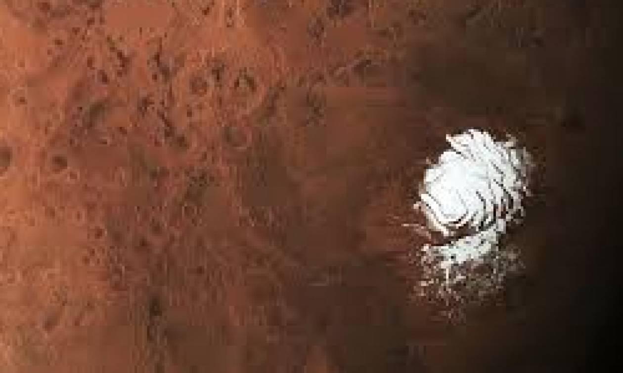 Απίστευτη ανακάλυψη: Υπόγεια λίμνη στον πλανήτη Άρη;