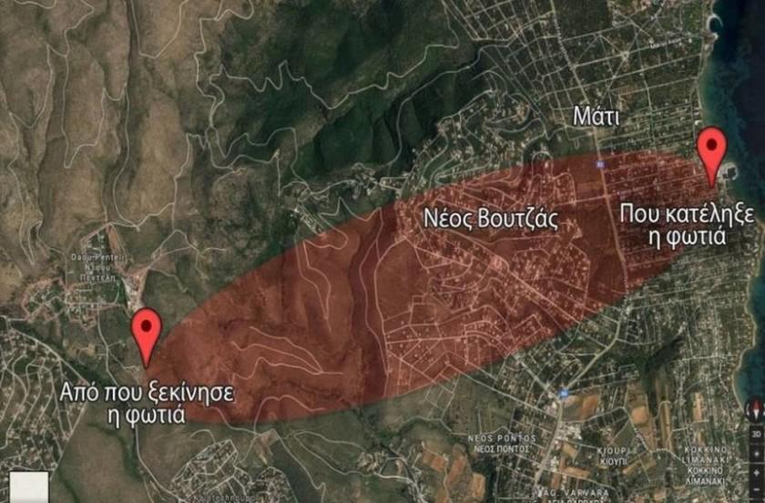 Φωτιά Μάτι: Εγκληματικά λάθη - Αυτοψία του Newsbomb.gr στον τόπο της τραγωδίας