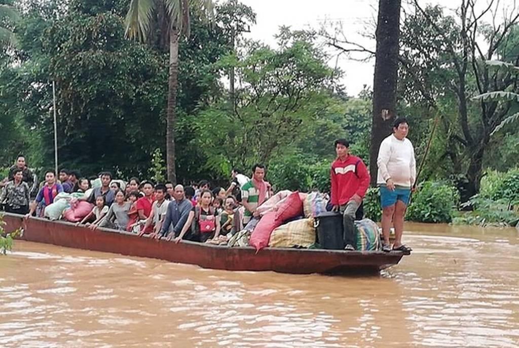 Λάος: Στους 27 οι νεκροί από την κατάρρευση υδροηλεκτρικού φράγματος