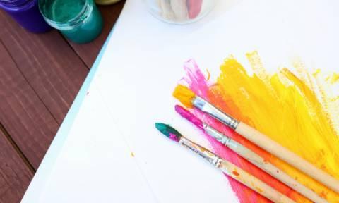 Ονειροκρίτης: Αν δεις στο όνειρό σου ότι ζωγραφίζεις, θα δεις αλλαγές στα εργασιακά σου