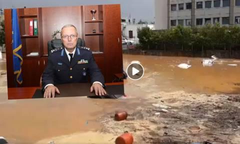 Να παραιτηθεί τώρα ο Αρχηγός της Πυροσβεστικής: Αφού μας έκαψαν τώρα θα πνιγούμε!