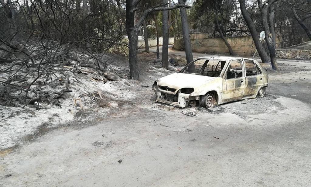 Φωτιές Αττική: Ξεκίνησε η έρευνα της Δικαιοσύνης για την απόδοση ποινικών ευθυνών