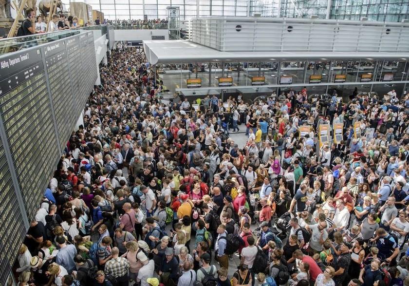 Γερμανία: Συναγερμός στο αεροδρόμιο του Μονάχου λόγω αστυνομικής επιχείρησης