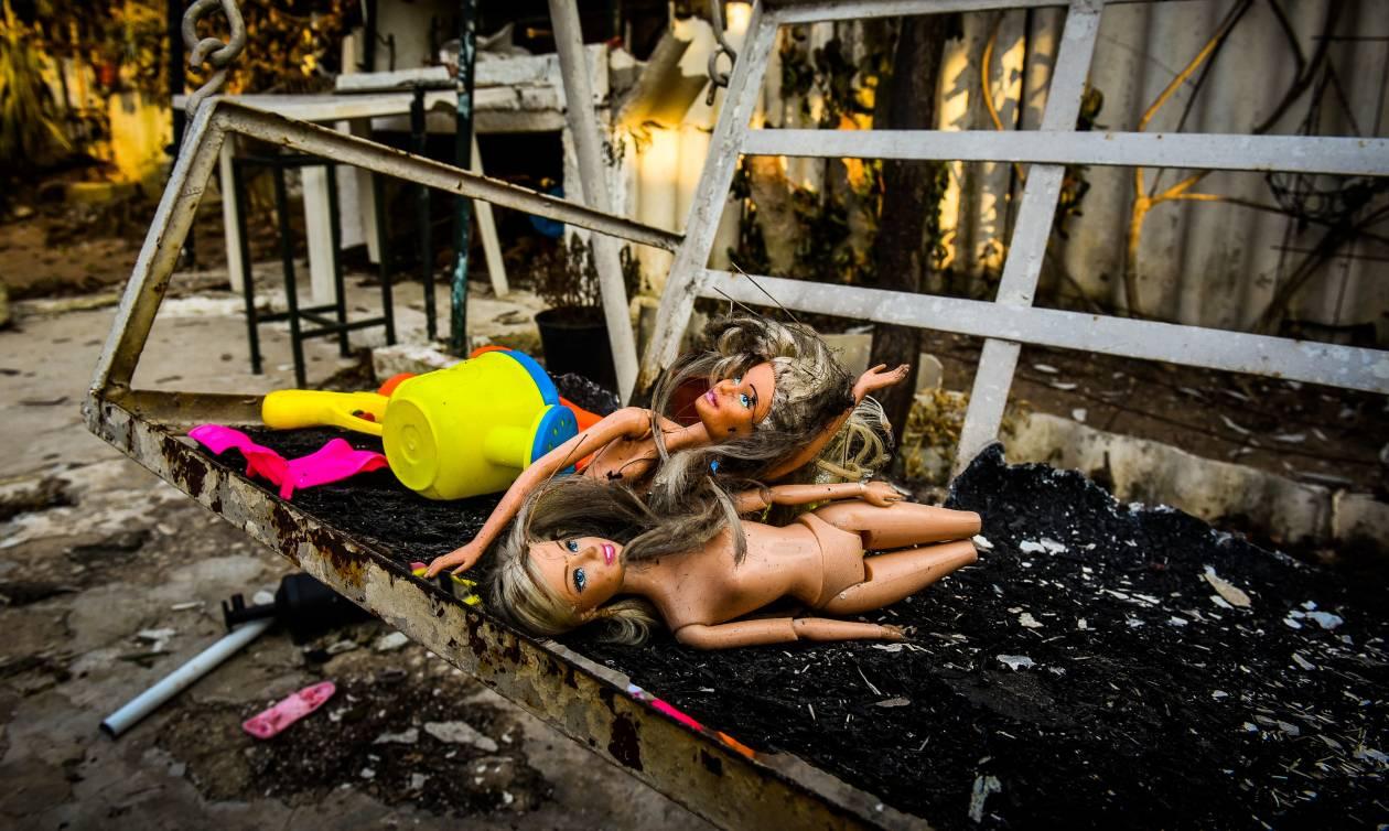 Φωτιά Αττική: Αυτά είναι τα πρόσωπα της τραγωδίας (pics&vid)