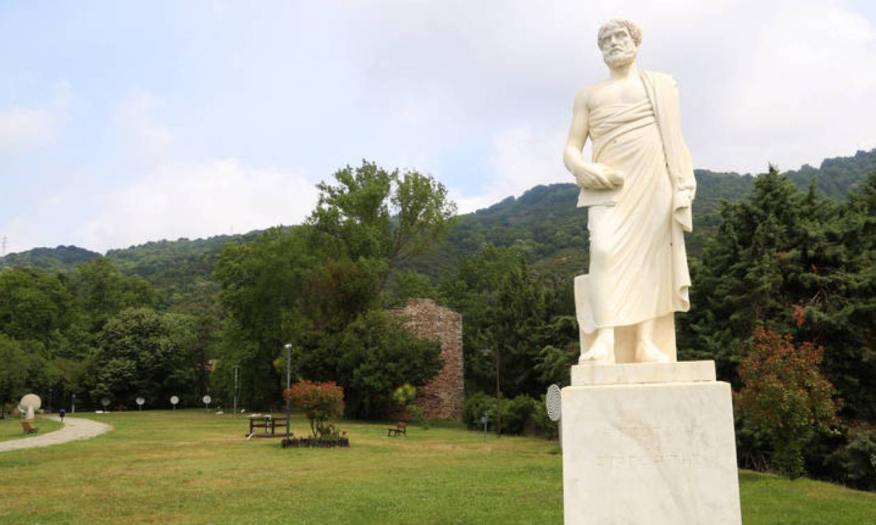 Χαλκιδική: Μια βόλτα στο Άλσος Αριστοτέλη