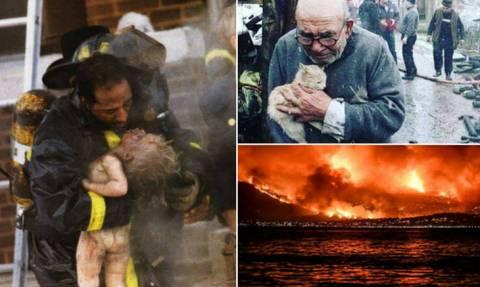 Φωτιά Αττική: Γιατί το διαδίκτυο «γεμίζει» με ψεύτικες φωτογραφίες μετά από κάθε τραγωδία