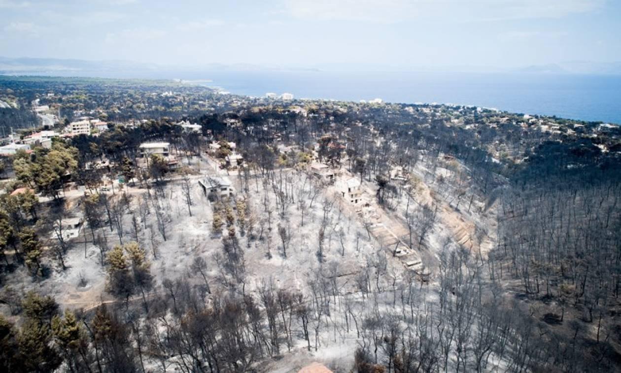 Φωτιά Αττική: Το προφίλ του υπόπτου που φέρεται να προκάλεσε τη φονική πυρκαγιά