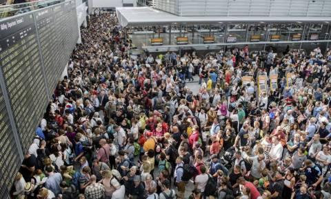 Μόναχο: Γυναίκα μπήκε σε ζώνη ασφαλείας και προκάλεσε την ακύρωση 200 πτήσεων!