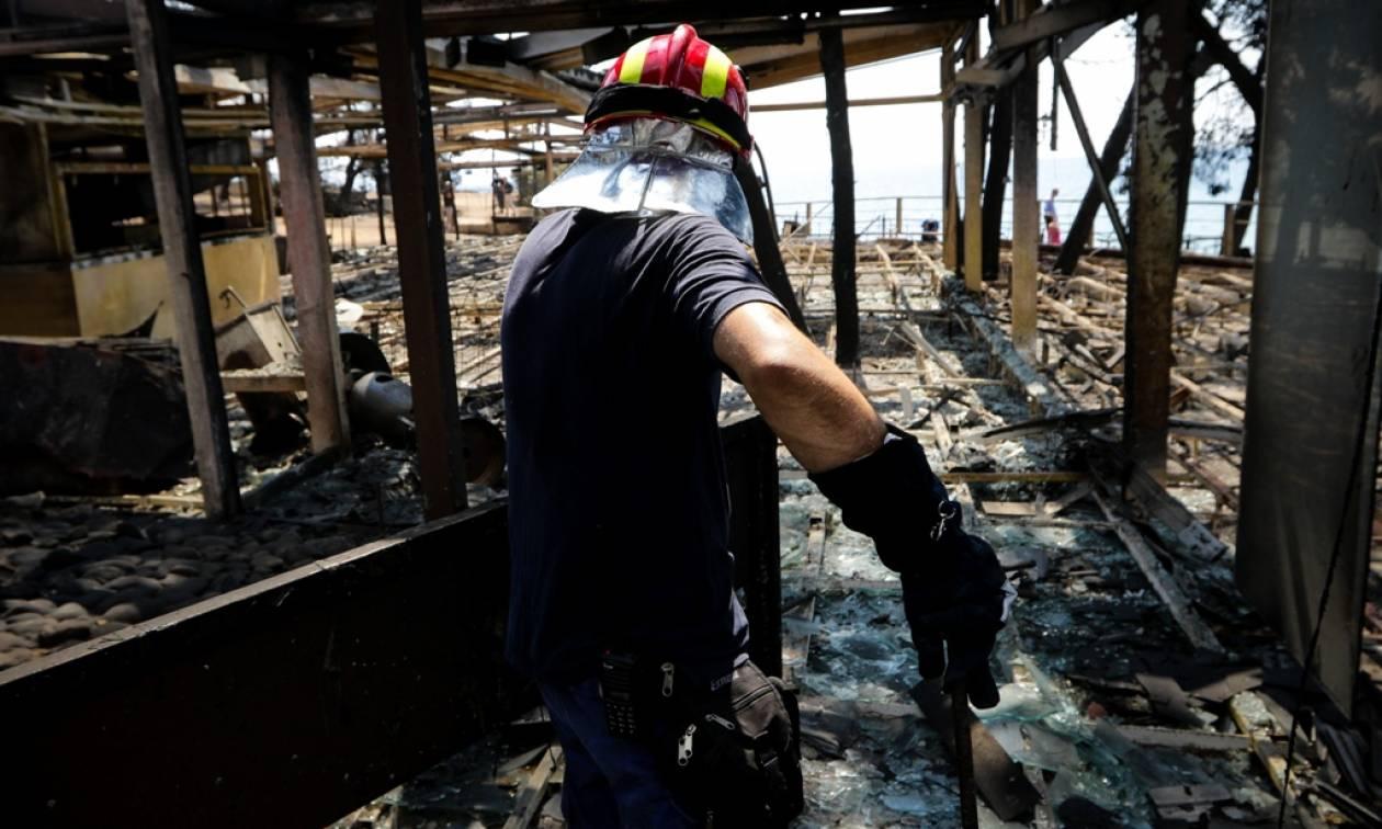 Φωτιά Μάτι: 88 οι νεκροί από τη φονική πυρκαγιά - Λιγοστεύουν οι ελπίδες για επιζώντες