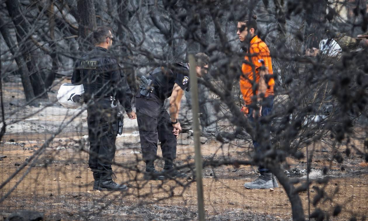 Μακραίνει η μακάβρια λίστα: Τουλάχιστον 91 οι νεκροί από τη φωτιά στο Μάτι - 25 οι αγνοούμενοι