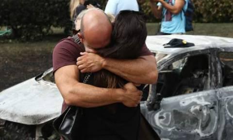 Φρίκη δίχως τέλος: Στους 70 οι ταυτοποιημένοι νεκροί - Στους 14 οι αγνοούμενοι