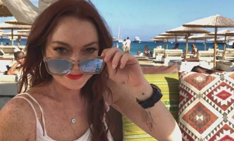 Η Λίντσεϊ Λόχαν φέρνει τη Μύκονο στο MTV με νέο reality show!