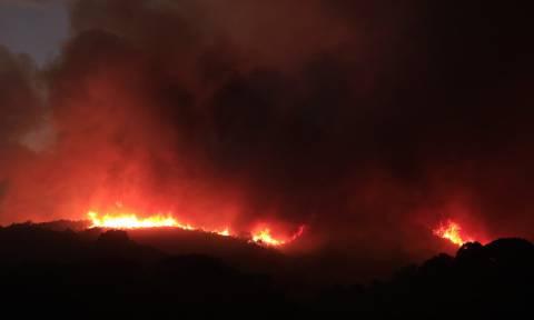ΗΠΑ: 16 αγνοούμενοι από τις φονικές πυρκαγιές στην Καλιφόρνια (pics)