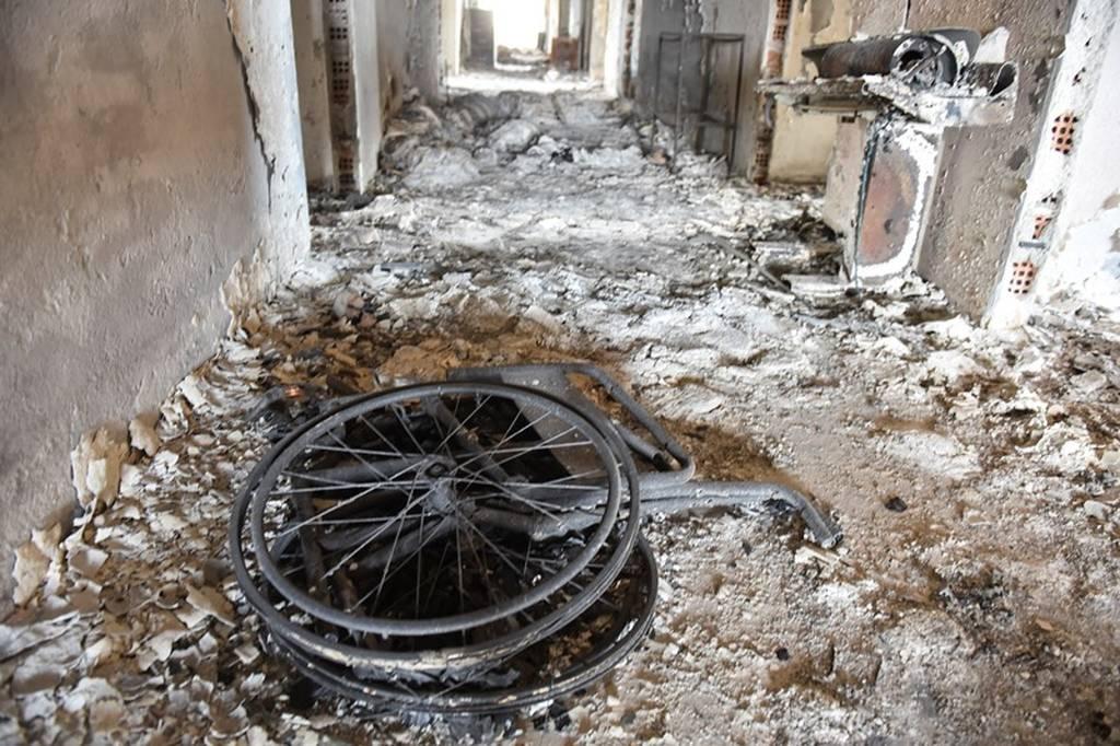 ΕΚΤΑΚΤΟ – Φωτιά: Συνελήφθη εμπρηστής στον Μαραθώνα