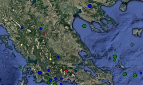Σεισμός στα Γρεβενά