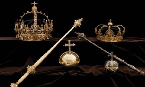 Κινηματογραφική ληστεία στη Σουηδία: Άρπαξαν βασιλικά κοσμήματα από ναό και διέφυγαν με ταχύπλοο
