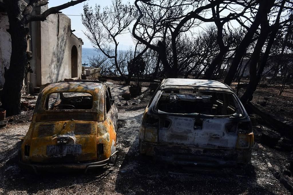 Φωτιά στο Μάτι - Μαρτυρία σοκ αστυνομικού: Είδα ανθρώπους που έλιωσαν από τη θερμοκρασία