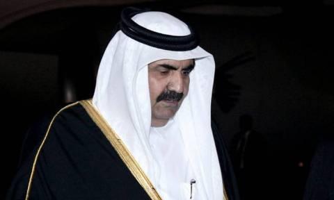 Ξανά στην Κέρκυρα ο πρώην εμίρης του Κατάρ