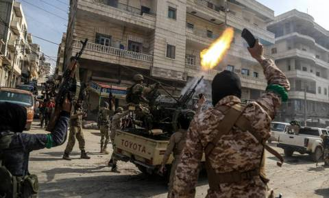 Καταγγελία – βόμβα από τη Διεθνή Αμνηστία κατά της Τουρκίας για το Αφρίν
