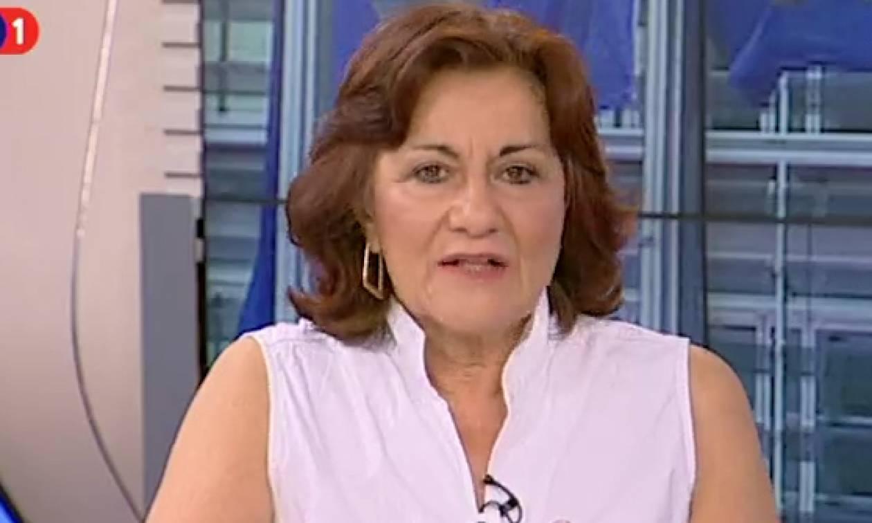 Θεανώ Φωτίου: «Την πολιτική ευθύνη που αναλαμβάνουμε θα την πάμε, μέχρι τέλους, με όποιο κόστος»
