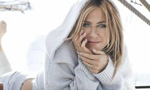 Jennifer Aniston:Κλείνει στόματα με τη δήλωσή της, 5 μήνες μετά το χωρισμό της