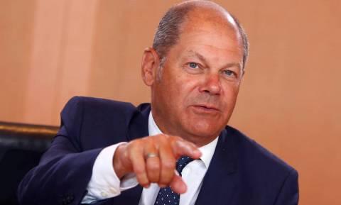 Σολτς: Η Ελλάδα θα μπορέσει να σταθεί στα πόδια της