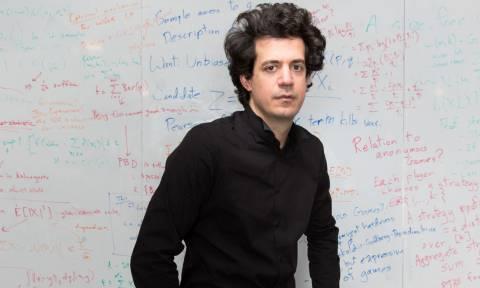 Σπουδαία διάκριση για τον Έλληνα επιστήμονα Κωνσταντίνο Δασκαλάκη