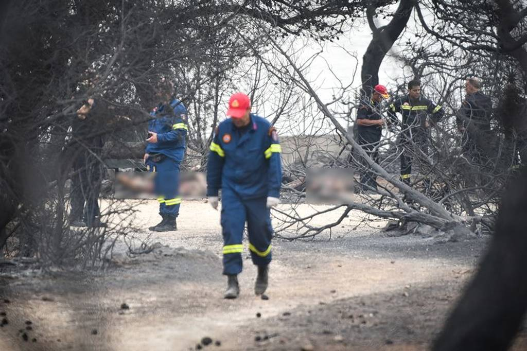 Φωτιές Αττική: Θρίλερ με δύο σορούς που δεν έχουν ταυτοποιηθεί