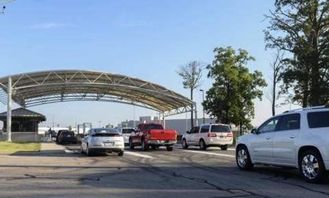 Εισβολή ενόπλου σε αεροπορική βάση στο Οχάιο - Δείτε LIVE εικόνα