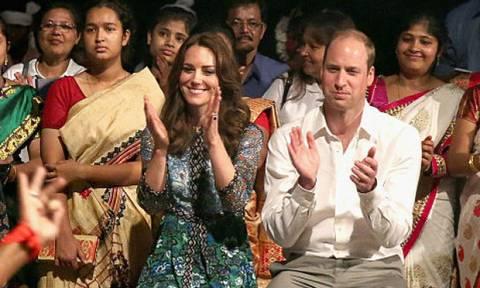 Τρελό ξενύχτι για την Kate Middleton και τον πρίγκιπα William στην Καραϊβική