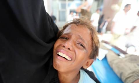 Δεκάδες νεκροί από φονικούς βομβαρδισμούς στην Υεμένη