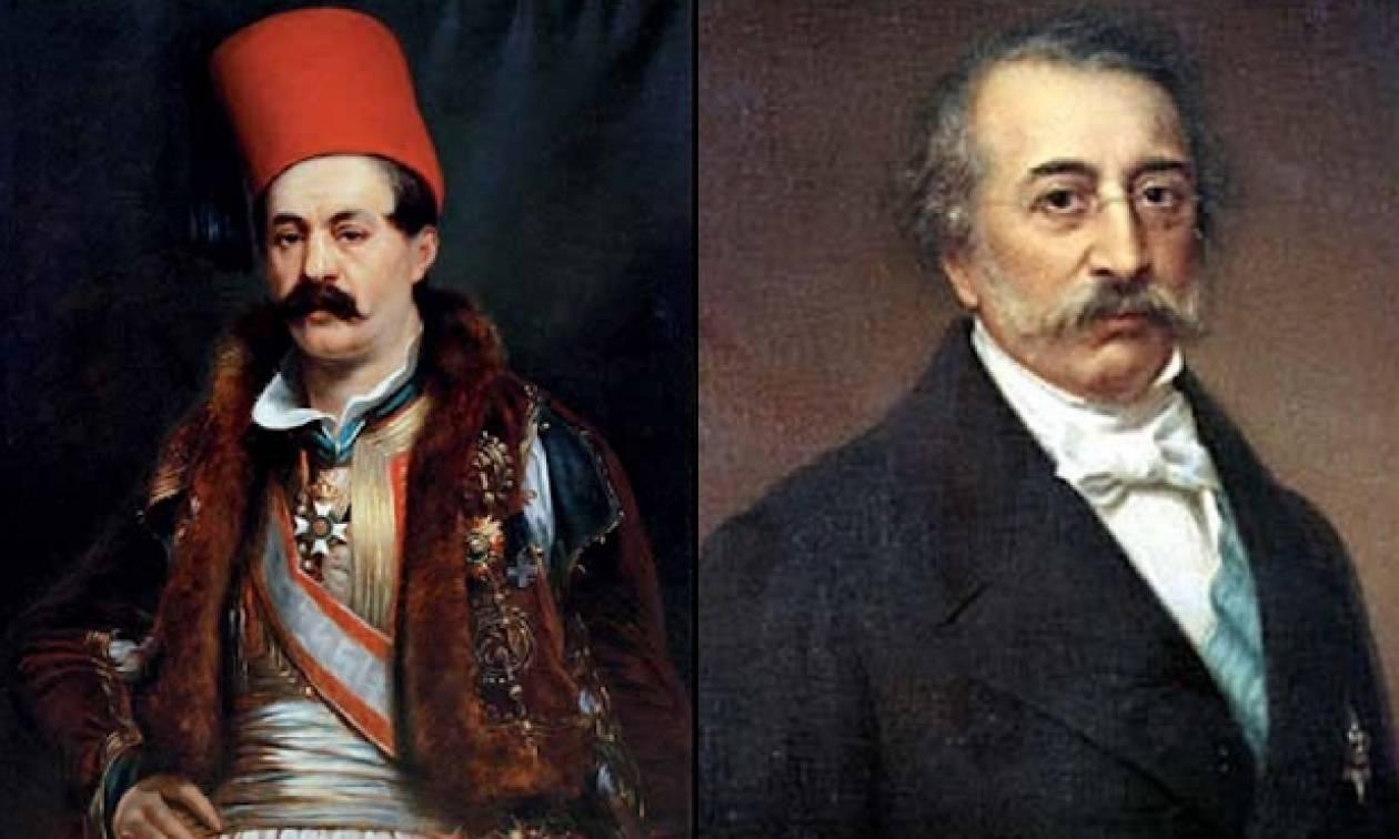 Σαν σήμερα το 1844 διεξάγονται οι πρώτες βουλευτικές εκλογές στην Ελλάδα