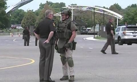 ΗΠΑ: Λήξη συναγερμού για το περιστατικό με τον ένοπλο στην αεροπορική βάση του Οχάιο