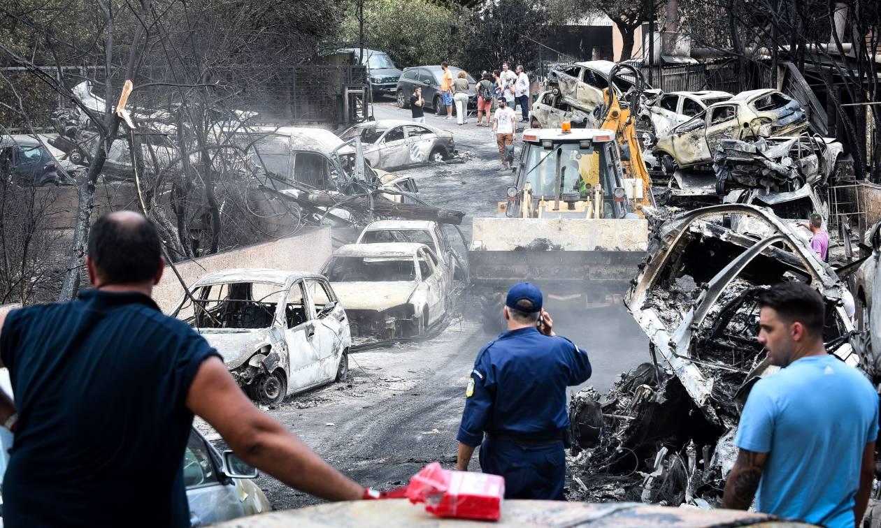 ΕΛ.ΑΣ. κατά Πυροσβεστικής για τη φονική πυρκαγιά στο Μάτι