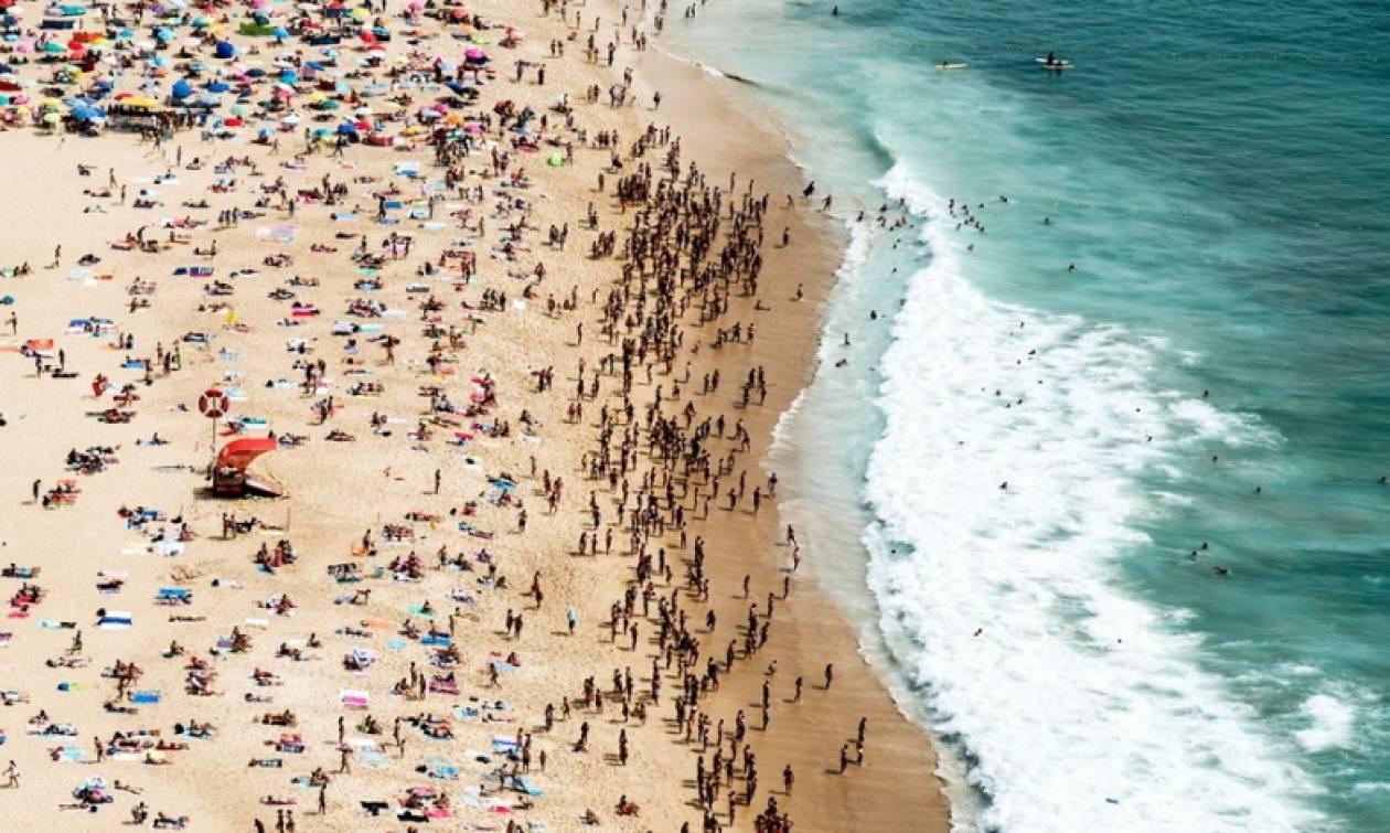 Φονικός καύσωνας σαρώνει την Ευρώπη: Δύο νεκροί στην Ισπανία - Αναμένονται θερμοκρασίες ρεκόρ