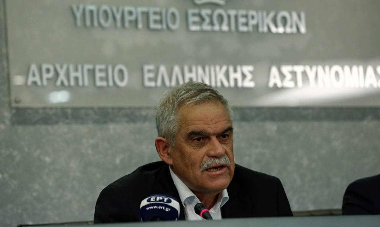 Παραιτήθηκε ο Νίκος Τόσκας