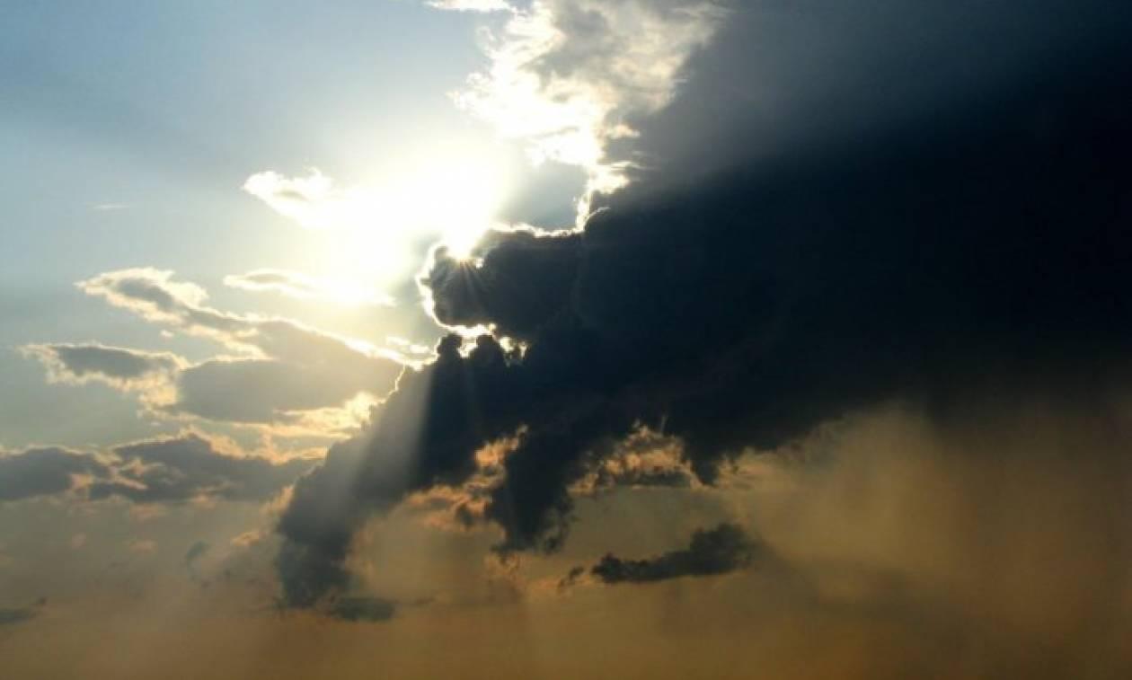 Καιρός: Άστατος με συννεφιά και τοπικές βροχές το Σαββατοκύριακο - Αναλυτική πρόγνωση