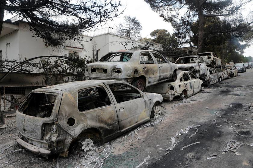 Κορυφαίος καθηγητής πυρκαγιών αποκαλύπτει: Αυτή είναι η βασική αιτία της φονικής πυρκαγιάς στο Μάτι