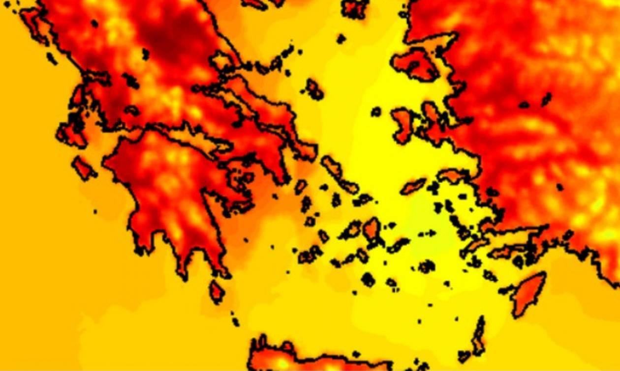 «Βιβλική καταστροφή» προβλέπουν οι επιστήμονες για την Ελλάδα  - Ποιες πόλεις βρίσκονται σε κίνδυνο