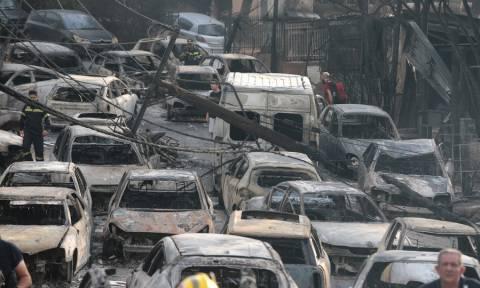 Κορυφαίος καθηγητής κλίματος: Ξέρουμε τι προκάλεσε τη φονική πυρκαγιά στο Μάτι