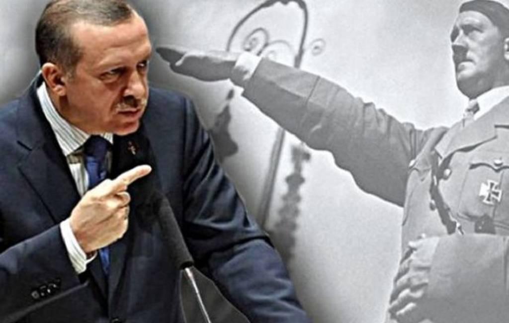 Ηχηρή καταγγελία: Η Τουρκία αρχίζει να θυμίζει «τη ναζιστική Γερμανία»