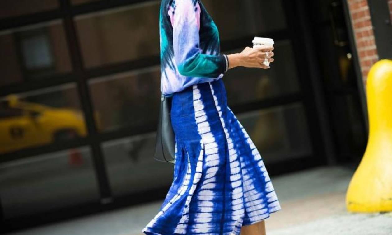 Πέντε φθινοπωρινά trends που μπορείς να αρχίσεις να φοράς από τώρα