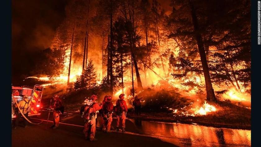 Ο Τραμπ κήρυξε την Καλιφόρνια σε κατάσταση εκτάκτου ανάγκης (Pics)