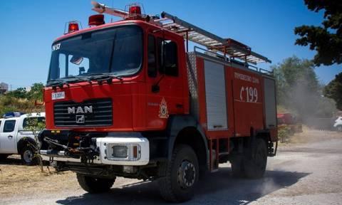 Προσοχή! Πολύ υψηλός κίνδυνος πυρκαγιάς σε Αττική και Εύβοια τη Δευτέρα (χάρτης)
