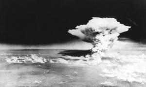 Σαν σήμερα τo 1945 η πρώτη ατομική βόμβα πέφτει στην Χιροσίμα